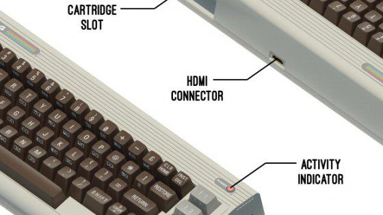 "COMMODORE 64... ""I'LL BE BACK"""