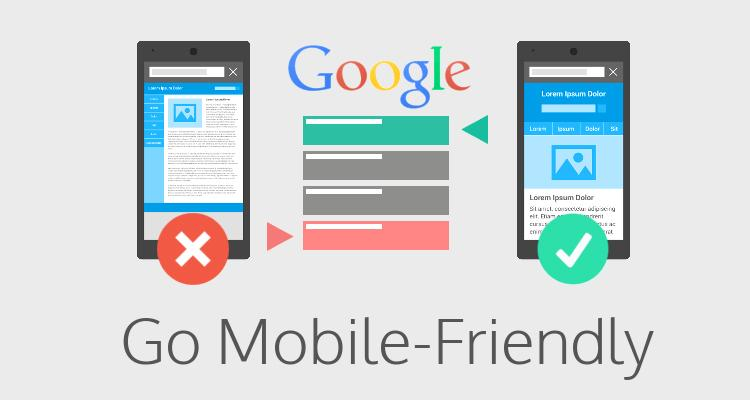 MOBILE REVOLUTION: DAL 21 APRILE GOOGLE PREMIERA' I SITI MOBILE-FRIENDLY