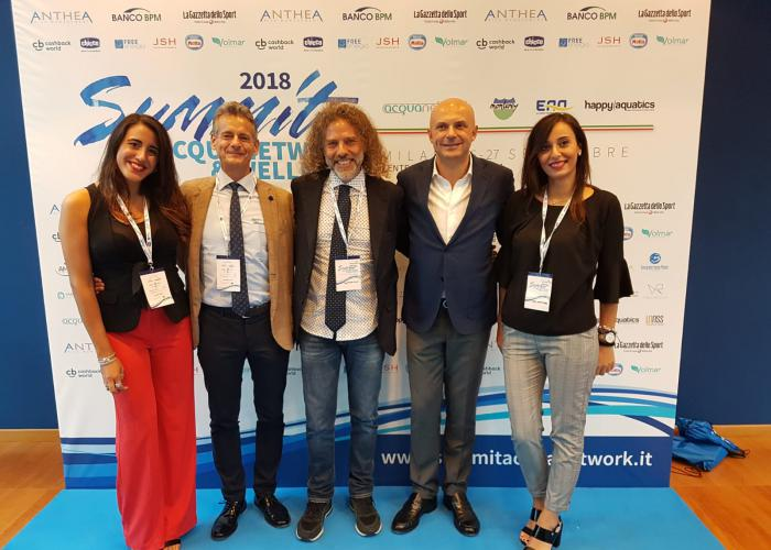 L'esperienza Dasir Tech al summit Acquanetwork 2018
