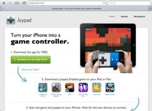 Joypad app store
